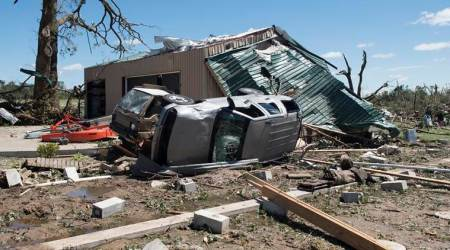 US: 12 killed by storms and flooding in South and Midwest