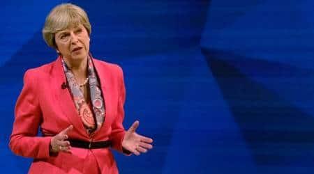 British PM Theresa May calls on British Airways to fix IT system, compensatecustomers