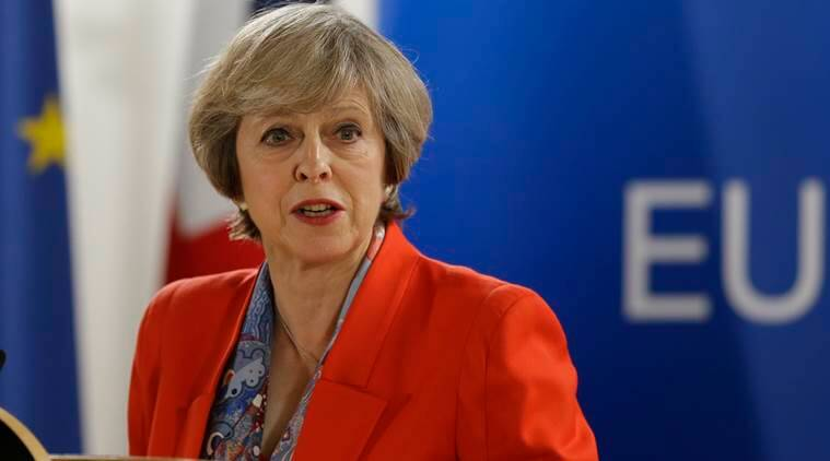 UK election, Theresa May, UK polls, Brexit, Manchester attack, manchester blast, Manchester Arena, Ariana Grande, Theresa May, UK. London, manchester attack, world news, Manchester news, britain news, terror attack, indian express news