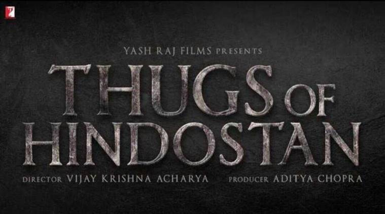 Amitabh Bachchan and Aamir Khan's 'Thugs of Hindostan' logo out