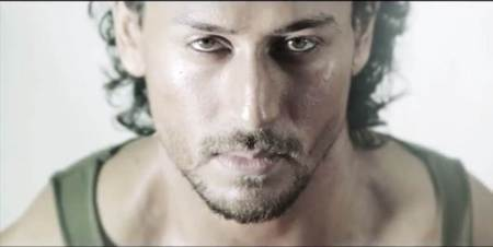 Tiger Shroff Shoots Commercial For ICC Champions Trophy