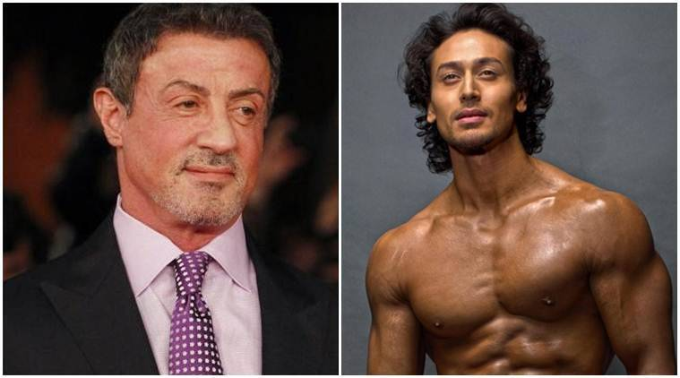 Tiger Shroff, rambo, rambo remake, Sylvester Stallone, Tiger Shroff rambo, rambo movie, Tiger Shroff news, entertainment news, indian express, indian express news