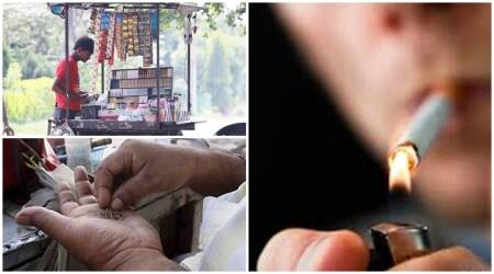 Fewer Indians use tobacco, but country still world's #2 consumer,producer