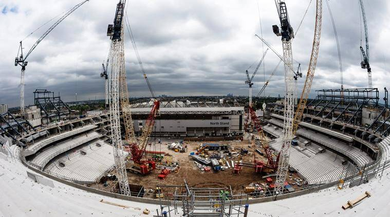 tottenham hotspur, spurs, white hart lane, tottenham stadium, football, sports news, indian express