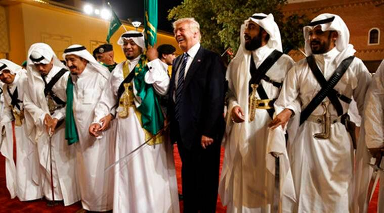 Donald Trump, US President Donald Trump, US President Trump, Donald Trump's Trip, US President Trump's Trip. US President Donald Trump's Trip, World News, Latest World News, Indian Express, Indian Express News
