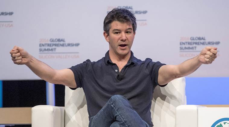 Uber, Travis Kalanick, technology news