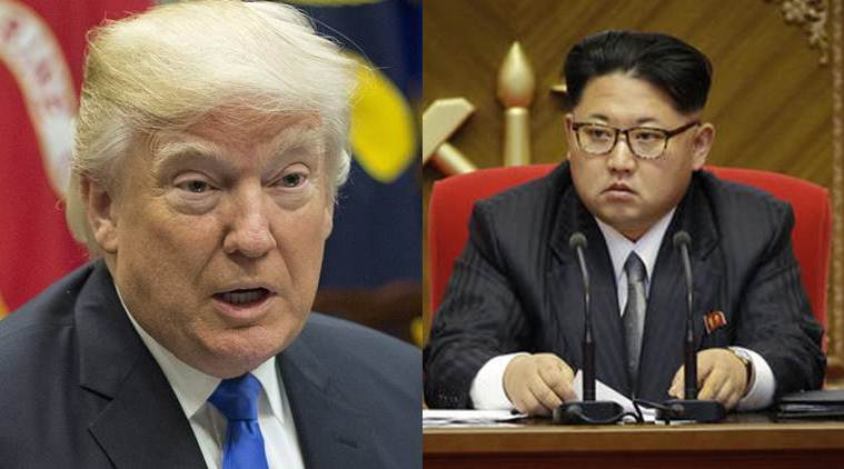 with unusual praise  donald trump says he could meet kim jong un