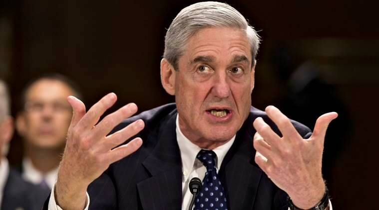Robert mueller, mueller report, mueller report on russian investigation, trump, donald trump, us presidential election, world news, washington news, indian express