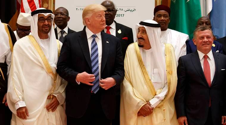 King Salman calls Donald Trump's visit to Saudi a 'turning point'