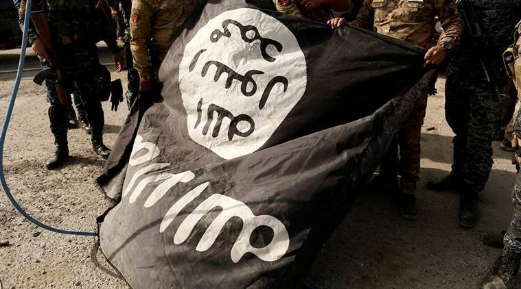 islamic state, is module india, indian express