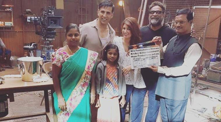 Akshay Kumar, padman, Twinkle Khanna, padman movie, Akshay Kumar news, Akshay Kumar movies