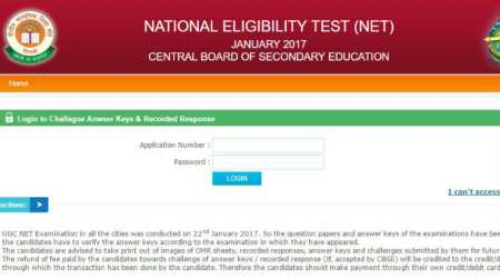 UGC NET 2017 notification delayed, not releasing today