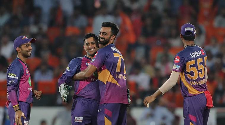 Unadkat played for Rising Pune Supergiants last season. (Express)