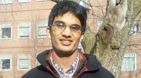 Indian man missing in Boston