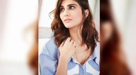 Vaani Kapoor's latest photo shoot shows you how to chill out in this hotsummer