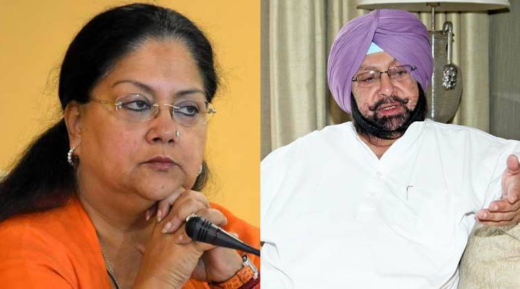 Amarinder Singh, Vasundhara Raje, Sikh men assaulted in Rajasthan, Rajasthan news, Rajasthan crime news, India news, National news, India news, National news
