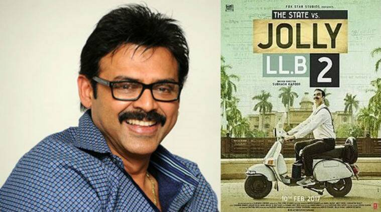 Jolly llb 2 to remade in telugu?
