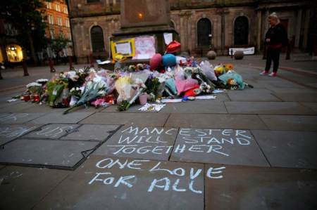 WATCH VIDEO: A year on, UK remembers Manchester Arena bombingthat killed 22people