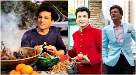 Vikas Khanna, chef vikas khanna, My First Kitchen, Hottest Chef of America, Michelin star, Newyork, Newyork chef, India's best chef, food, food porn, latest on food, best food, indian express, indian express news