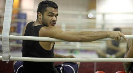 Vikas Krishan wins gold, adjudged best boxer in Bulgaria tournament
