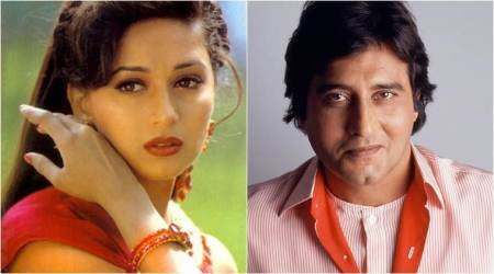 Madhuri Dixit remembers Dayavan co-star Vinod Khanna: Our generation has learnt a lot from him