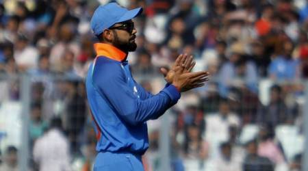 Virat Kohli, Virat Kohli india, India Virat Kohli, Virat Kohli captain, India vs Pakistan, Pakistan vs India, ICC Champions Trophy, ICC Champions Trophy 2017, sports news, sports, cricket news, Cricket, Indian Express
