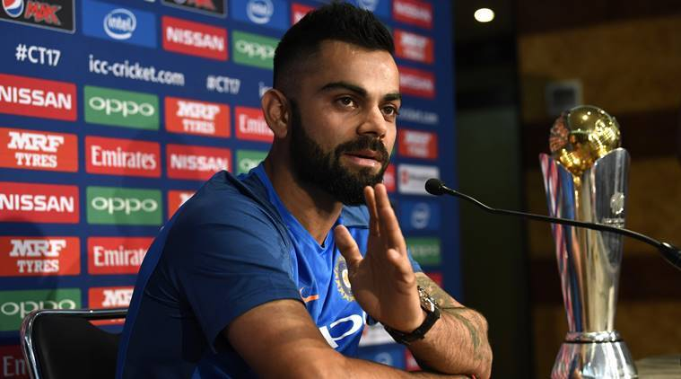 Virat Kohli ICC World Rankings David Warner ICC Champions Trophy 2017 Kagiso Rabada AB de Villiers Imran Tahir sports news cricket news indian express