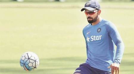 India all set for the New Zealand test in first warm-up