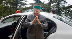 himachal pradesh polls, Himachal Pradesh Congress, CM Virbhadra Singh, All India congress, Sukhvinder Singh Sukhu, All India congress news, Himachal Pradesh news, India news, national news, Latest news