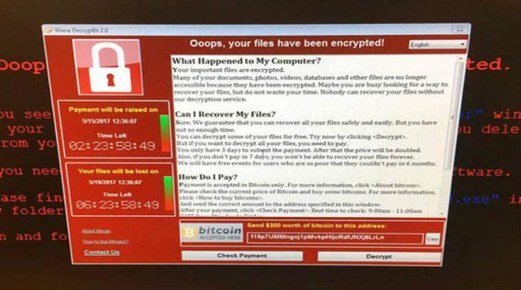 Ransomware attack should be a 'wake-up call' for governments
