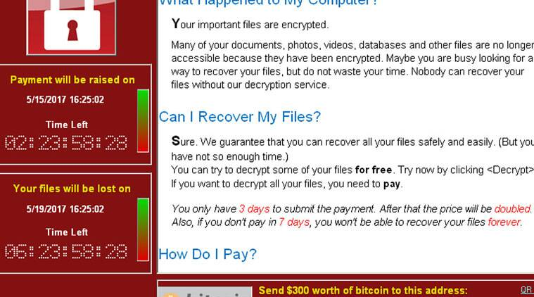WannaCry ransomware: Who is responsible for this, full ...