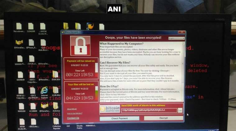 WannaCry Ransomware: West Bengal State Power Company's Computer Hit by Cyber-Attack