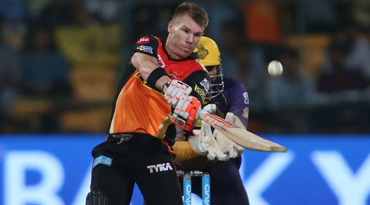IPL, IPL news, IPL updates, David Warner IPL, IPL David Warner, Warner batting, David Warner runs, David Warner SRH, David Warner hundred, sports news, sports, cricket news, Cricket, Indian Express