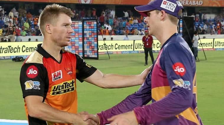 IPL 2018, steve smith, david warner, ball tampering, indian premier league 2018, steve smith ban, CoA, Vinod Rai, cricket news, indian express