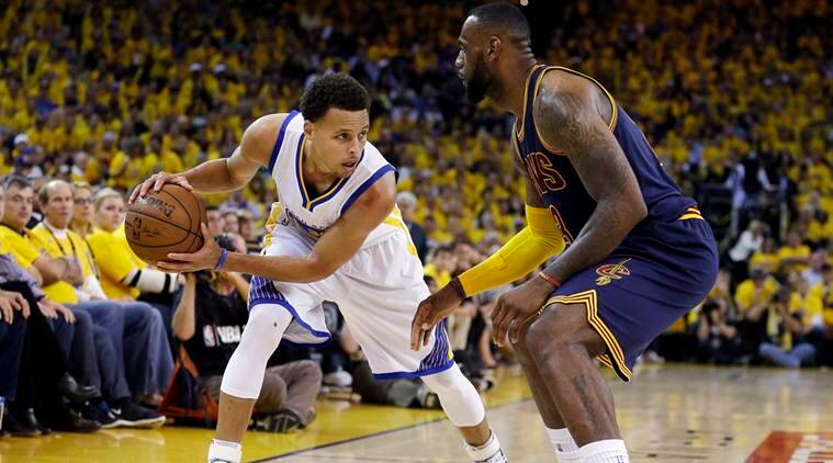 Cleveland Cavaliers vs Golden State Warriors, Cleveland Cavaliers, Golden State Warriors, Indian Express