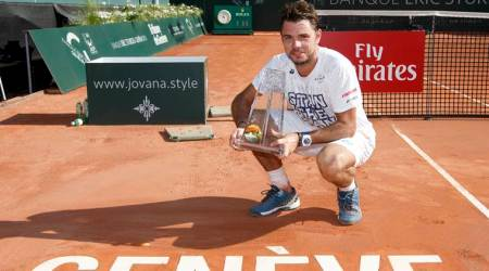 Stan Wawrinka, Mischa Zverev, French open, Geneva Open, Stan Wawrinka vs Zverev, sports news, tennis news, indian express