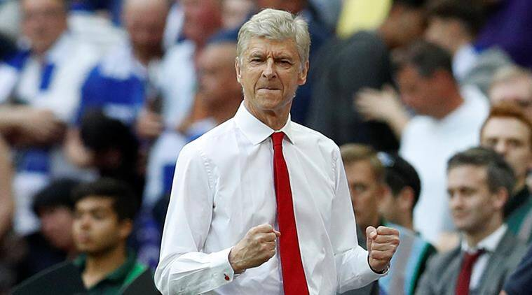 Wenger signs new two-year deal with Arsenal