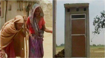 Mother's Day: 90-yr-old UP woman sells goats to build toilet for 102-yr-old mother-in-law