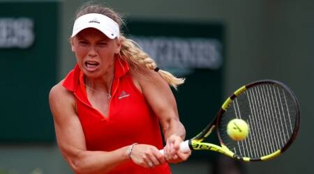 French Open 2017: Caroline Wozniacki pushed by 17-year-old wildcard Jaimee Fourlis; no trouble for Milos Raonic