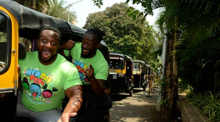 the new day, wwe new day, wwe, the undertaker, wwe undertaker, new day india, wwe news, wwe updates, wwe india, wrestling news, wrestling, sports news, sports, indian express