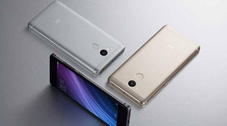 Xiaomi Redmi 4 smartphone launched in India, price starts at Rs 6999