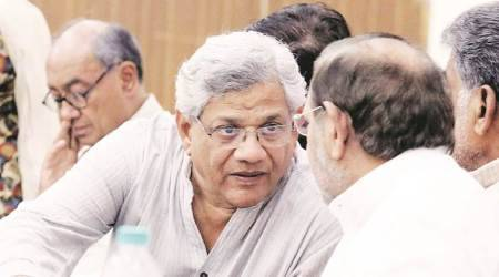 Non-NDA parties meet: Acid test for Opposition unity in Presidential elections, says SitaramYechury