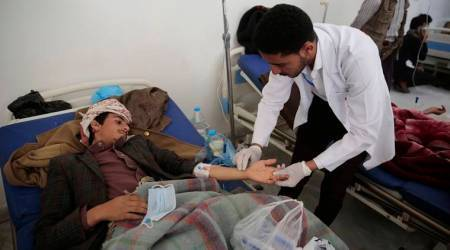 Cholera death toll mounts to 209 in Yemen: UNICEF