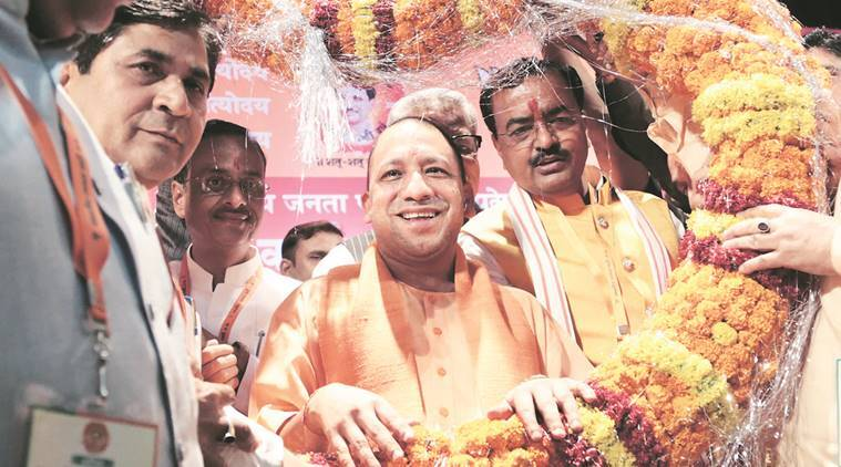 Change mindset, we are in ruling party now: Yogi ...