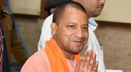 How to contact Yogi Adityanath?