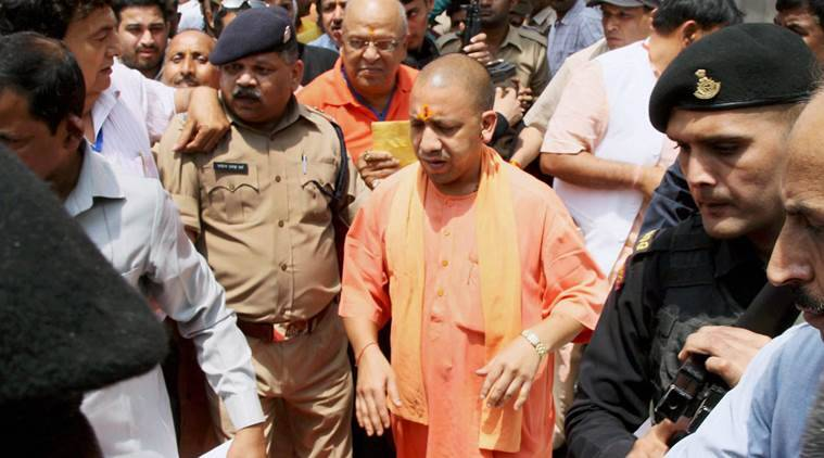 yogi adityanath, adityanath ips officer transfer, up ips officer transfer, up police transfer, indian express news, india news, UP news