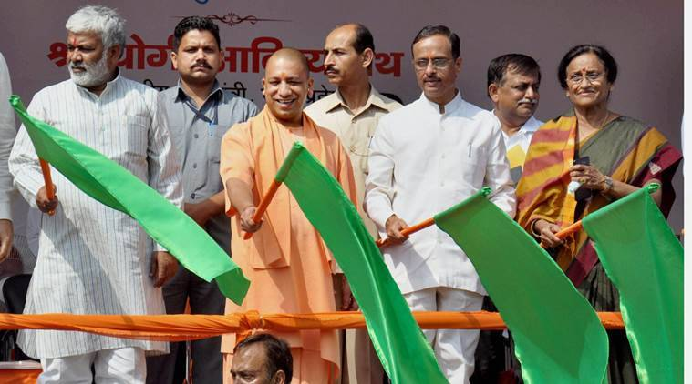 Yogi Adityanath govt to provide meals to poor for just Rs 5