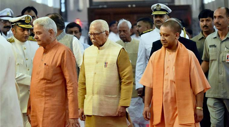 GST, UP passes GST, AP passes GST, GST passed UP, Yogi Adityanath GST, Adityanath GST, GST Bill UP, UP Assembly session, GST rollout, India news, Indian Express
