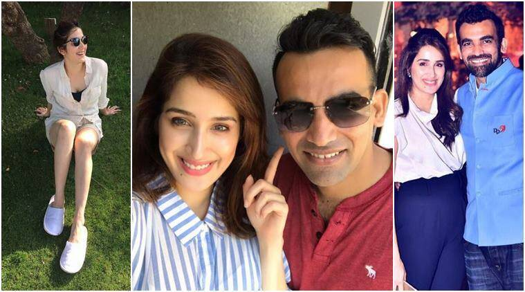 Zaheer Khan, Zaheer Khan news, Zaheer Khan matches, Zaheer Khan IPL, Sagarika Ghatge, Sagarika Ghatge Zaheer, Sagarika Ghatge Bollywood, sports news, sports, cricket news, Cricket, Indian Express
