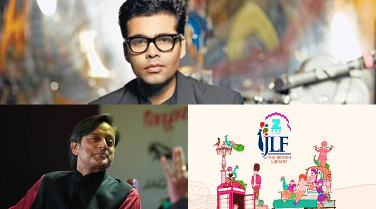 ZEE JLF@The British Library, ZEE JLF@The British Library function, ZEE JLF@The British Library programmes, literaray fest, literature, indian authors, indian thinkers, India-UK ties, new Delhi. British library, shashi tharoor, books, indian express, indian express news